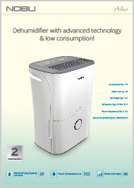 Dehumidifier Aiko Leaflet